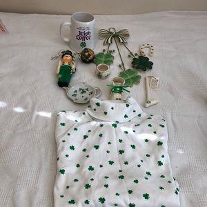 Vintage Irish Memorbilia